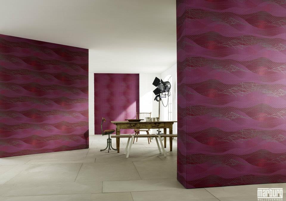 Barbara Becker Tapeten Bei Hammer : Hier finden Sie eine kleine Auswahl Design Tapeten von Marburg