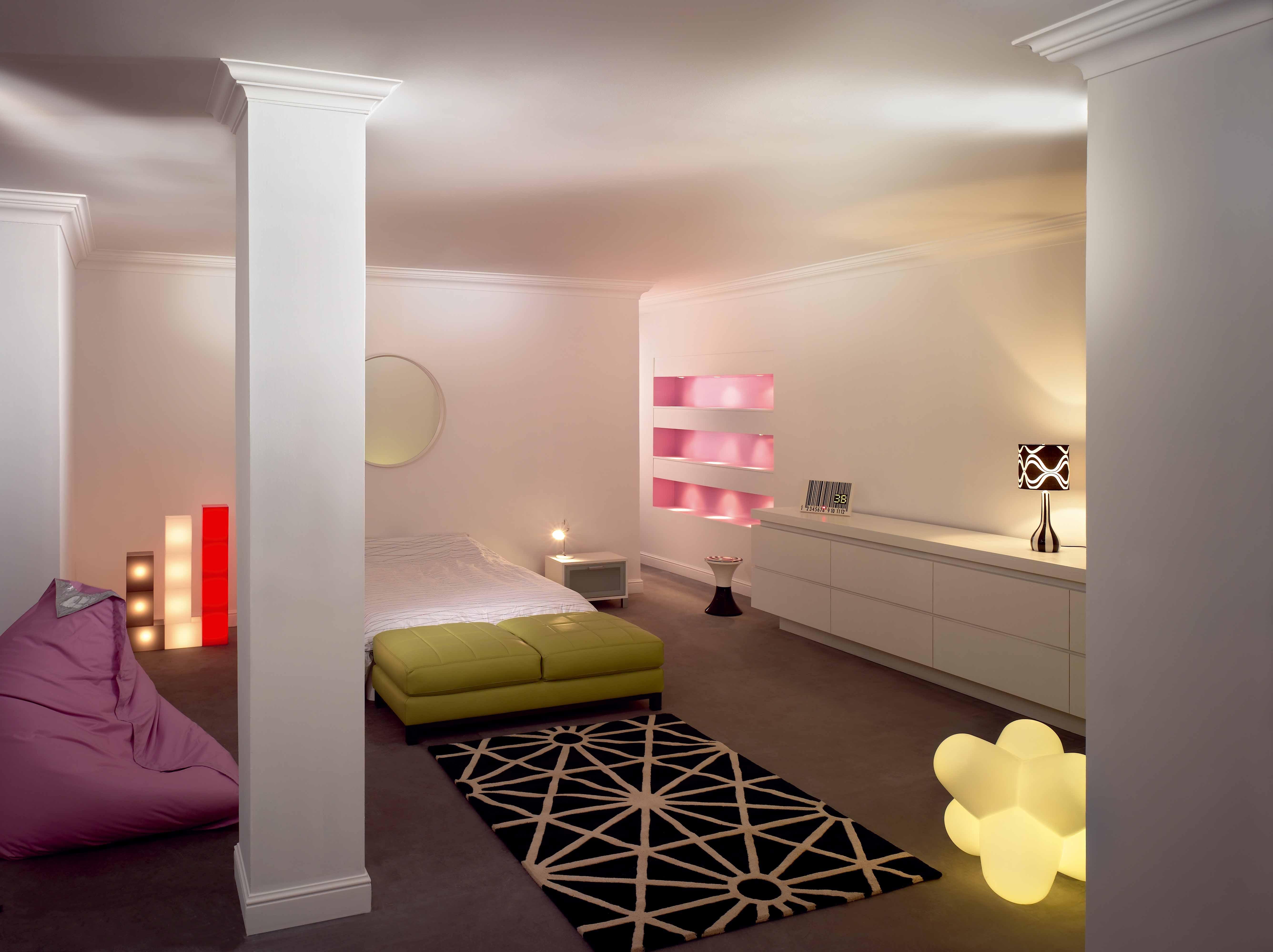 wohnr ume gestalten farben sind unsere welt. Black Bedroom Furniture Sets. Home Design Ideas