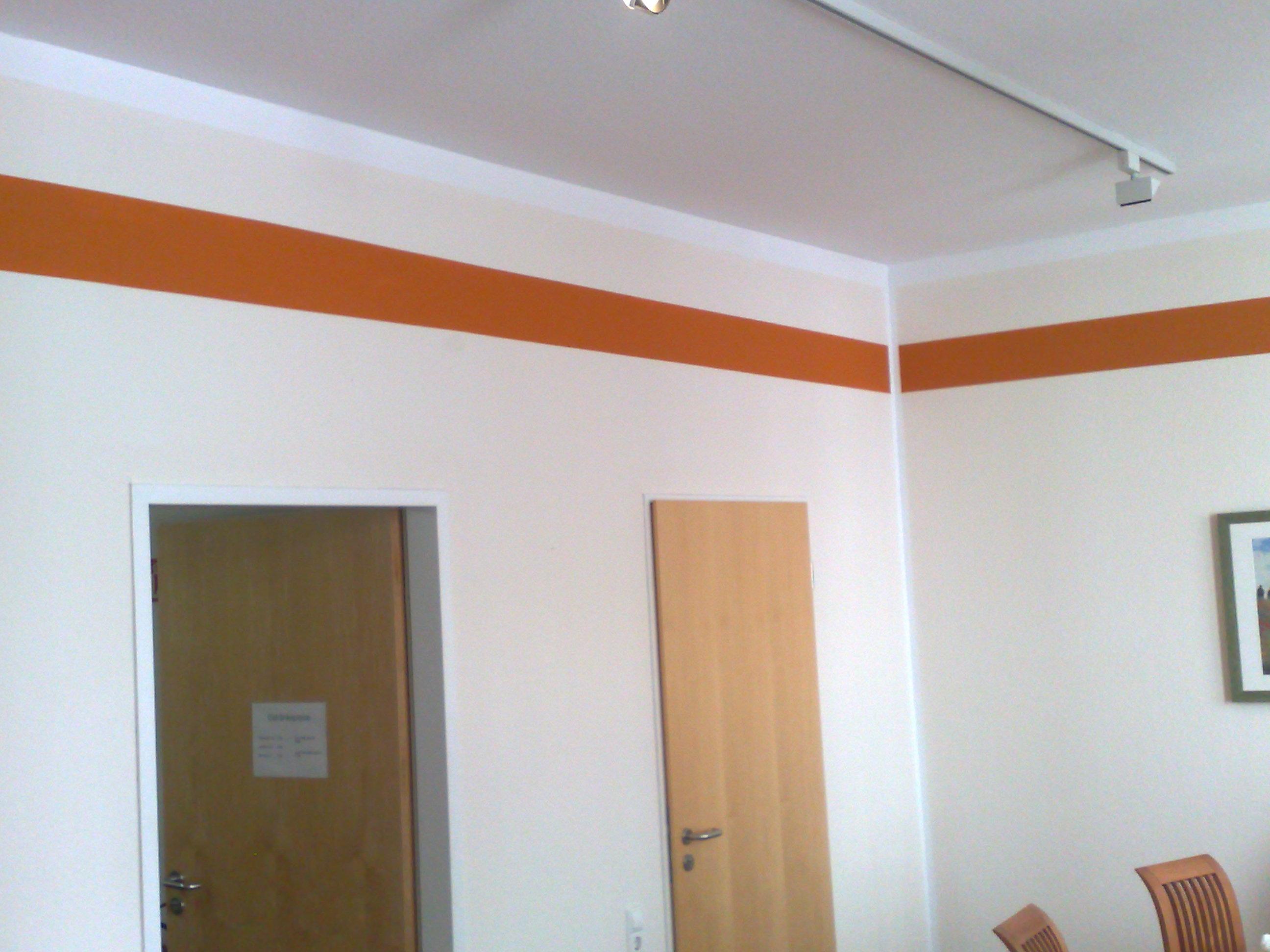 Schön Ideen Zur Wandgestaltung Mit Farbe Schema