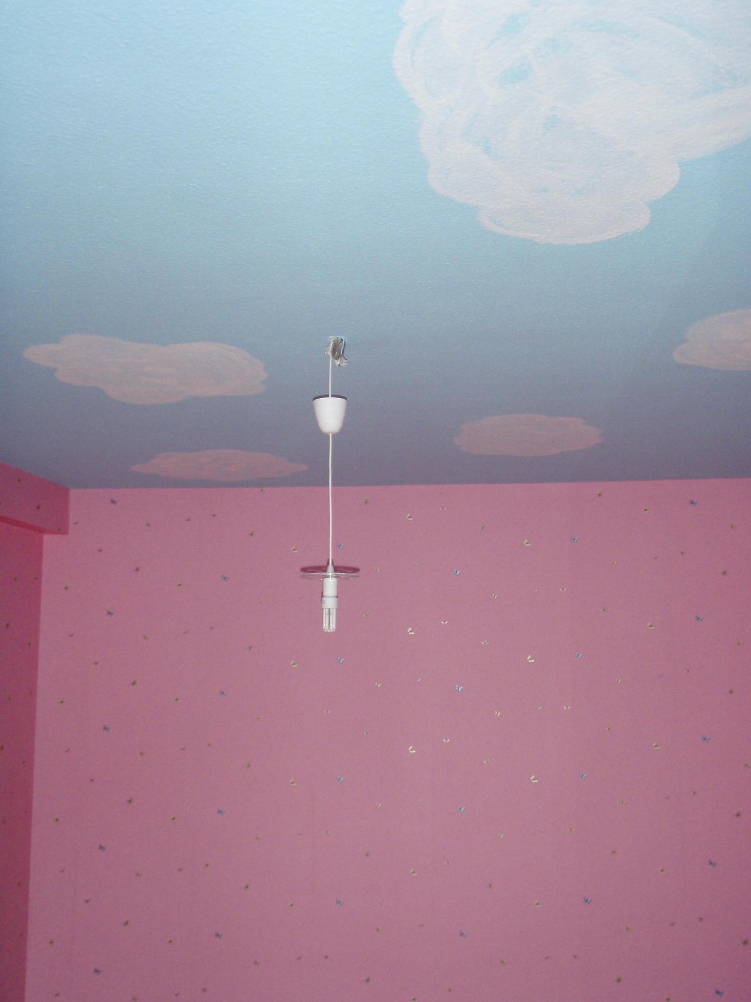 sternenhimmel decke malen 110759 neuesten ideen f r die. Black Bedroom Furniture Sets. Home Design Ideas