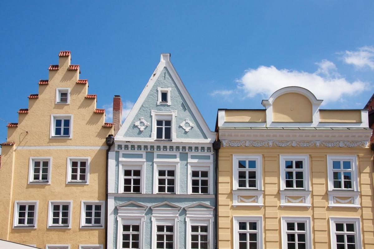 Worauf Sie bei der Farbtonauswahl für Hausfassaden achten sollten...