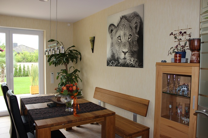 Afrika style wohnzimmer stcke baum cuadros leinwand wandbild fr wohnzimmer startseite cuadros - Afrika stil wohnzimmer ...