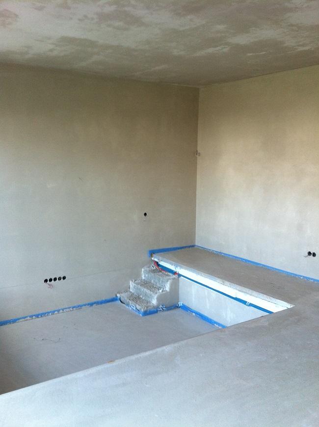 stunning verputzte wand streichen ideas die sch nsten einrichtungsideen. Black Bedroom Furniture Sets. Home Design Ideas