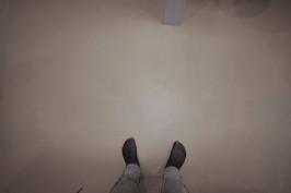 Fugenloser Boden