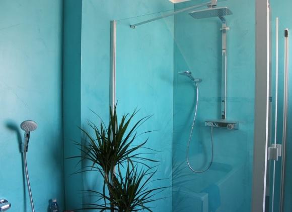 Fugenlose Dusche barrierefrei www.borsch-info.de