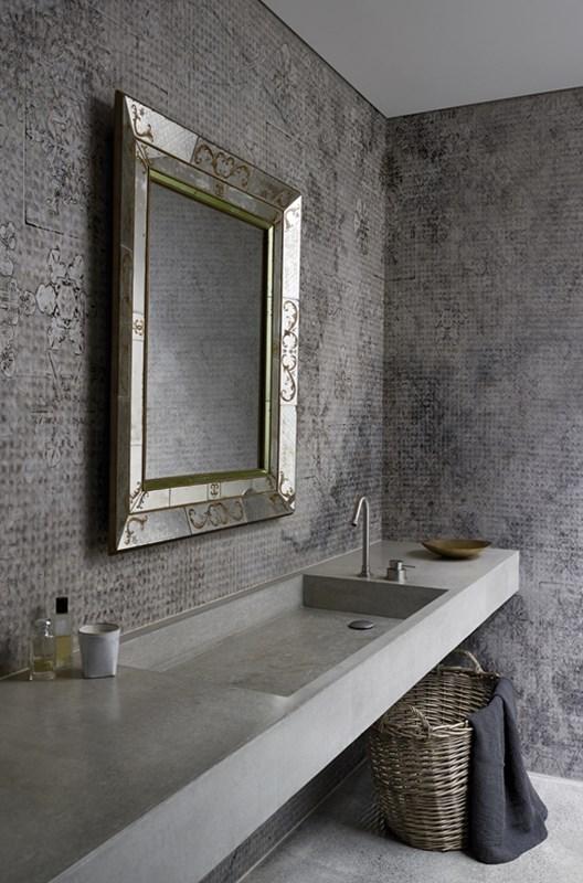 Wasserdichte Tapeten Fur Die Dusche Bad Exklusive Wohnideen Passende Outfits Fur Ihr Zuhause