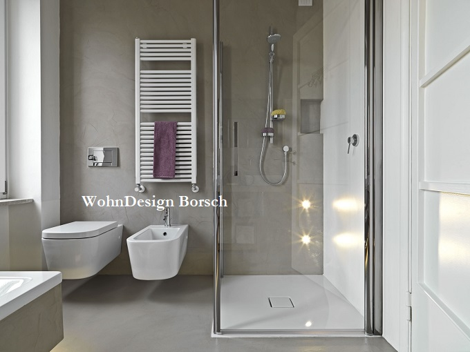 30779321 - view of saanitayware and shower cubile in a modern bahtroom