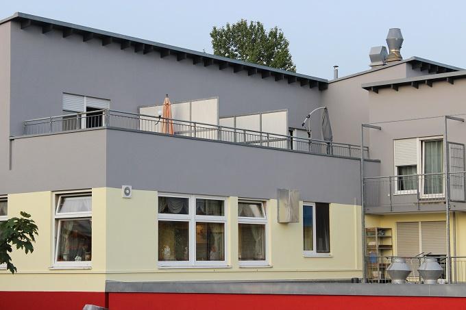 Fassadenbeschichtung 3