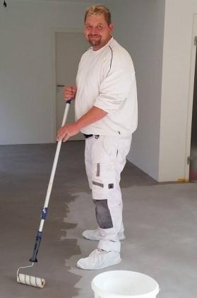 Hochwertige, saubere Malerarbeiten